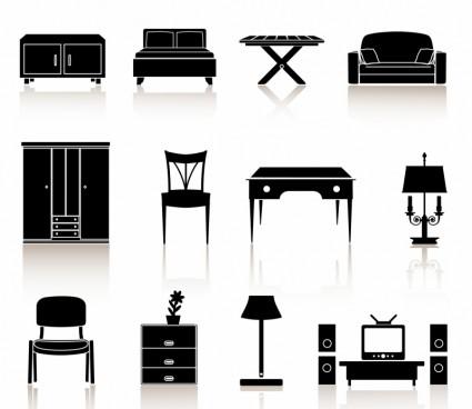mobilya ikon